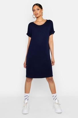 boohoo Tall Oversized T-Shirt Dress