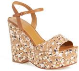 Tory Burch &Solana& Platform Sandal