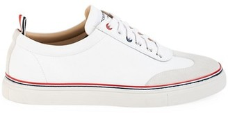 Thom Browne Low-Top Leather Trainers
