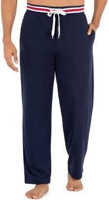 Izod Men's Sueded Jersey Pajama Pants