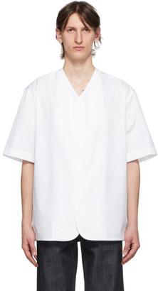 Oamc White Alpha Shirt