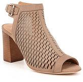 Antonio Melani Lyona Perfed Sandals