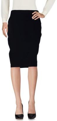 The Row Knee length skirt