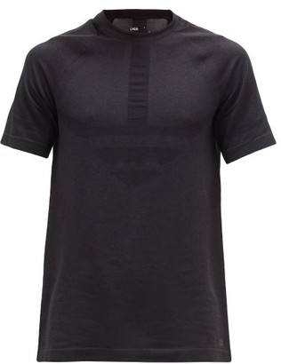 LNDR Iron Technical Performance T-shirt - Mens - Black