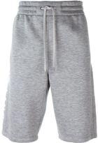 Helmut Lang side logo track shorts - men - Modal - M