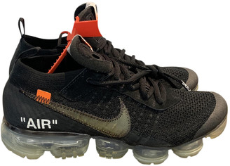 Nike x Off-White Vapormax Black Cloth Trainers