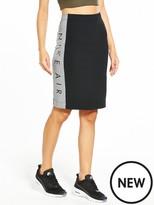 Nike Sportswear Air Skirt - Black/Grey Heather