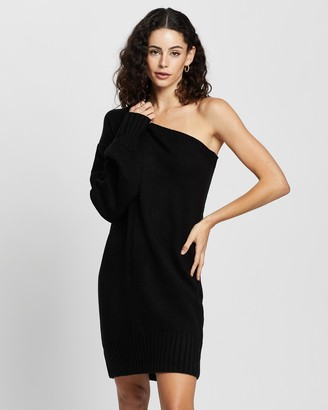 Reverse Sweater Dress