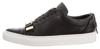 Buscemi 50MM Leather Sneakers
