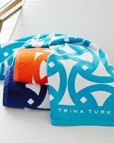 "Trina Turk Santori Beach Towel, 36"" x 67"""