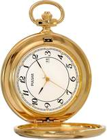 Pulsar Men's PXD198 Pocket Watch