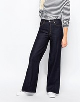 Monki Super Wide Leg Jean