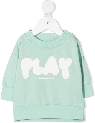 Bobo Choses Play print sweatshirt