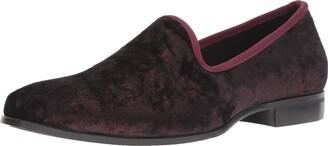Stacy Adams Men's Sultan Velour Slip-On Loafer