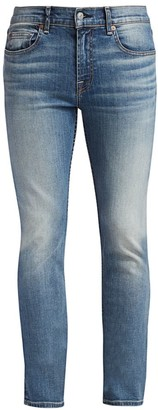 7 For All Mankind Slimmy Slim Faded Jeans