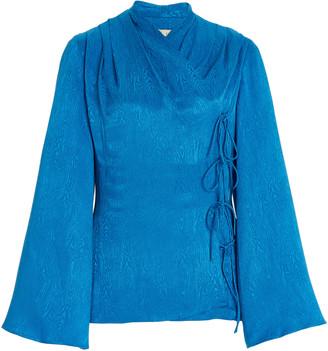 USISI SISTER Roya Moire Evening Jacket
