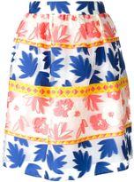 P.A.R.O.S.H. 'Penelope' skirt - women - Silk/Cotton/Polyamide/Wool - XS