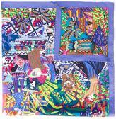 Salvatore Ferragamo 'Foulard' scarf