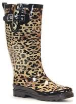 Western Chief Leopard Exotic Rain Boot