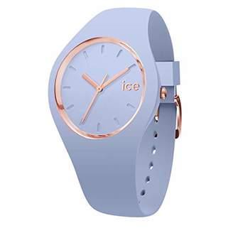 Ice Watch Ice-Watch - Ice Glam Colour Sky - Women's Wristwatch with Silicon Strap - 015333 (Medium)