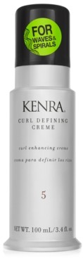 Kenra Curl Defining Cream 5, 3.4-oz, from Purebeauty Salon & Spa