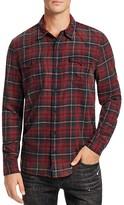 True Religion Ozone Western Regular Fit Button-Down Shirt