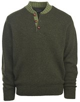 Woolrich Men's Kennebeck Shetland Henley Sweater Ii