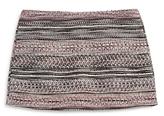 Aqua Girls' Ponte Knit Tweed Mini Skort, Big Kid - 100% Exclusive