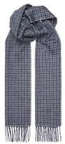 Tom Ford Cashmere Check Scarf