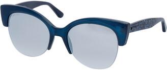 Jimmy Choo Women's Priya 56Mm Sunglasses