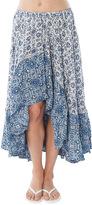 Miss June Folk Skirt