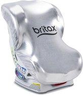Britax Car Seat Sun Shield - Silver - One Size