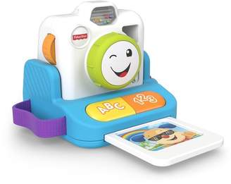 Fisher-Price Laugh & Learn(R) Click & Learn Instant Camera