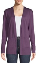 Time and Tru Women's Open Front Cardigan