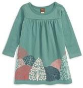 Tea Collection 'Kawachi' Tree Graphic Dress