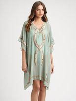 6 Shore Road Kuna Beaded Coverup