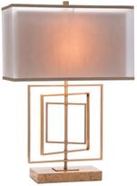 John-Richard Collection Gyro Square Table Lamp