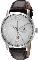 Tommy Hilfiger Men's 1791217 George Analog Display Japanese Quartz Watch