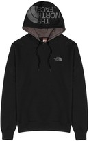 The North Face Grey Hooded Cotton Blend Sweatshirt