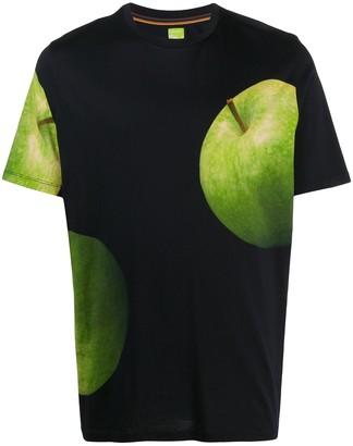 Paul Smith apple print T-shirt