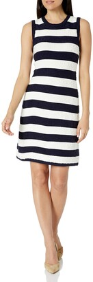 Eliza J Women's Textured Stripe Knit