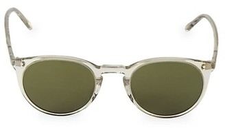 Oliver Peoples Omalley Sun Sun 48MM Pantos Sunglasses