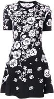 Kenzo Floral Leaf dress