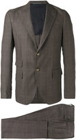 Eleventy Abi two-piece suit - men - Silk/Linen/Flax/Wool - 46