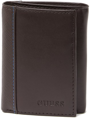 GUESS RFID Bails Trifold Wallet