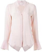 OSKLEN silk shirt