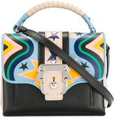 Paula Cademartori Dun Dun crossbody bag - women - Calf Leather - One Size
