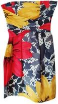 Paul & Joe Sister Multicolour Silk Dress for Women