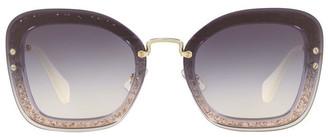 Miu Miu 0MU 02TS 1517993002 Sunglasses