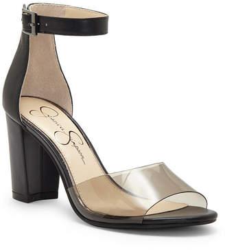 Jessica Simpson Sherron Block Heel Sandals Women Shoes